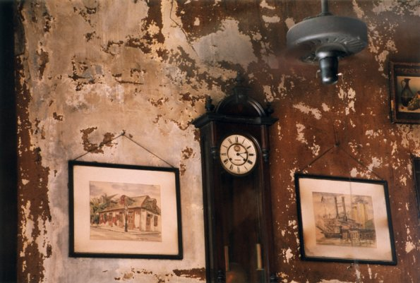 Napoleon House #1, New Orleans, LA, 1999