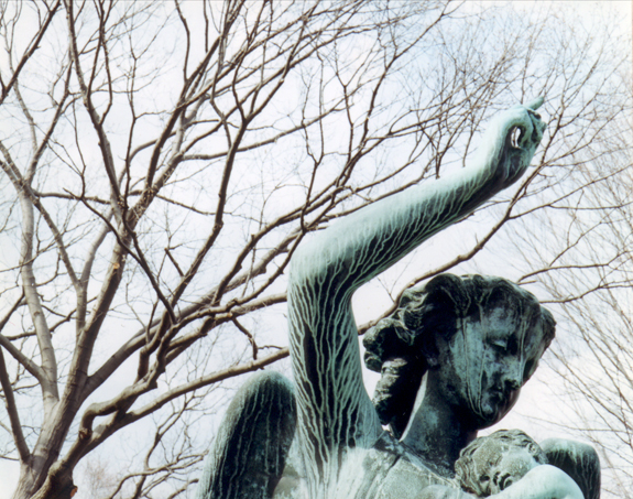 Swan Point Cemetery #2, Providence, RI, 1996