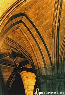 Glasgow Cathedral #2, Scotland, 1997