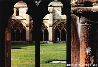 Norwich Cathedral #3, England, 1997