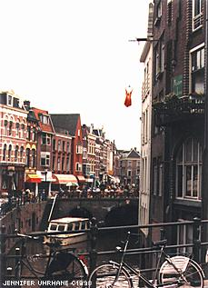 Utrecht, The Netherlands, 1994