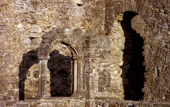 Hore Abbey #1, Near Cashel, County Tipperary, Republic of Ireland, 2004
