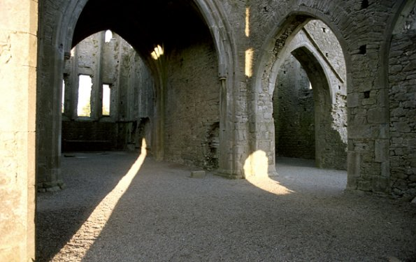 Hore Abbey #2, Near Cashel, County Tipperary, Republic of Ireland, 2004