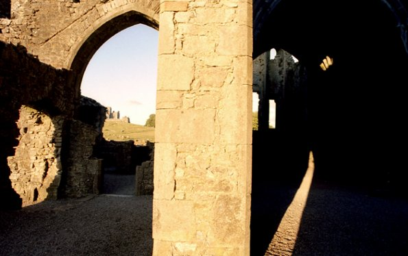 Hore Abbey #4, Near Cashel, County Tipperary, Republic of Ireland, 2004