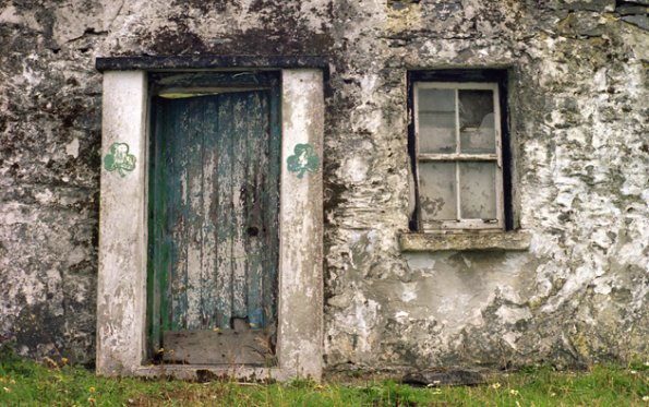 Inis Meáin #3, Aran Islands, County Galway, Republic of Ireland, 2004